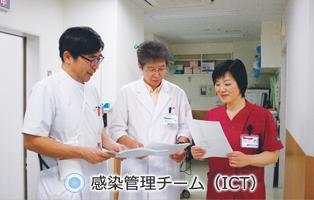 感染管理チーム(ICT)
